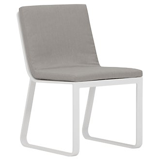 Ibiza Gray Side Chair