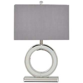 Simone Mirrored Table Lamp