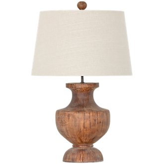 Stella Brown Table Lamp
