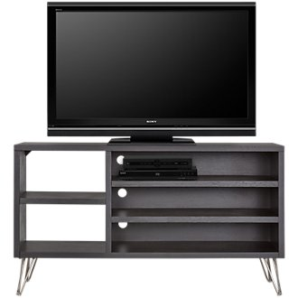 "Studio Black 58"" TV Stand"