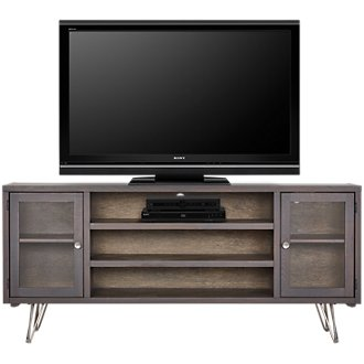 "Studio Dark Tone 74"" TV Stand"
