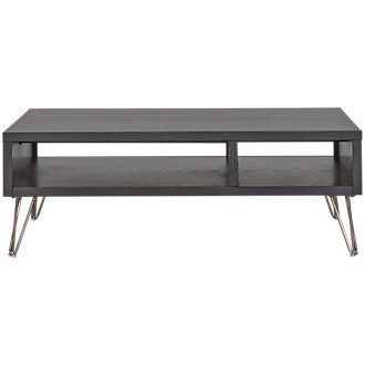 Studio Black Square Coffee Table