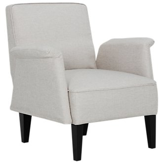 Nigel Beige Accent Chair