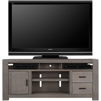 "Empire Light Tone 84"" TV Stand"