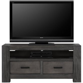 "Empire Gray 51"" TV Stand"