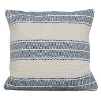 Geneva Blue Indoor/Outdoor Accent Pillow