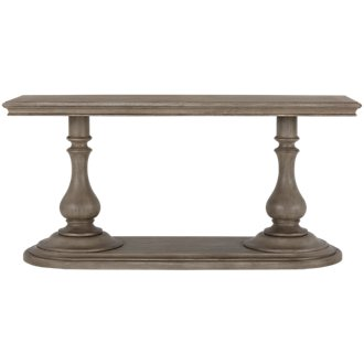 Corinne Light Tone Sofa Table