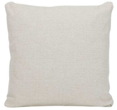 City Furniture Asheville Light Taupe Fabric Square Accent Pillow