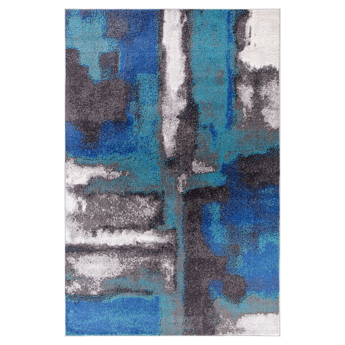 City Furniture Unison Blue 5x8 Area Rug