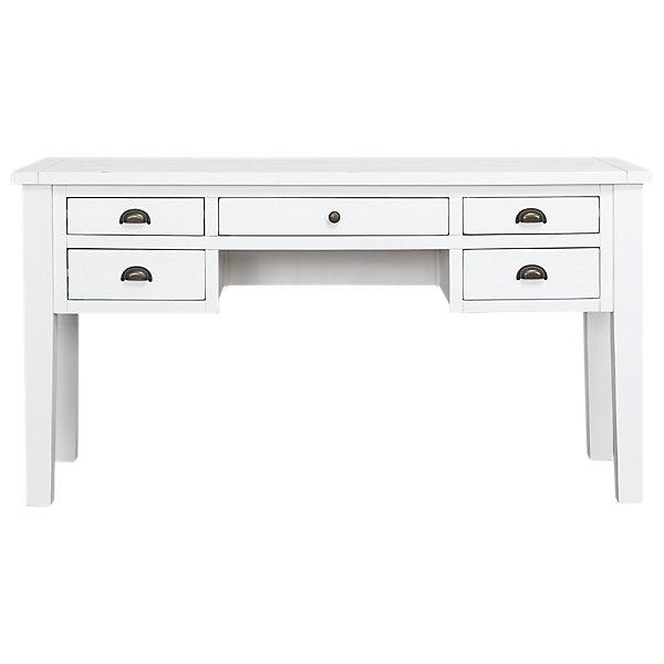Image Of Kayla White Desk With Sku 2330124