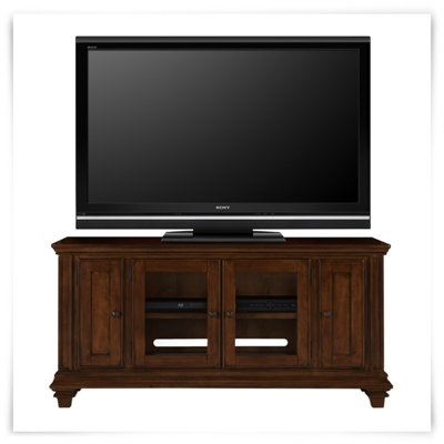 "City Furniture Antigua Mid Tone 60"" TV Stand"