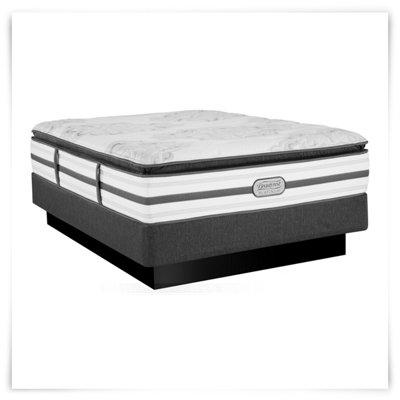 City Furniture Gabriela Plush Innerspring Pillow Top Mattress