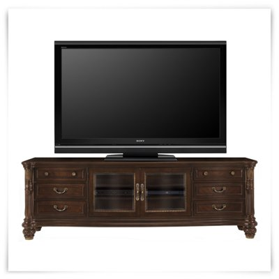 city furniture tradewinds tone 92 quot tv stand