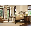 Tradewinds Metal Poster Bed