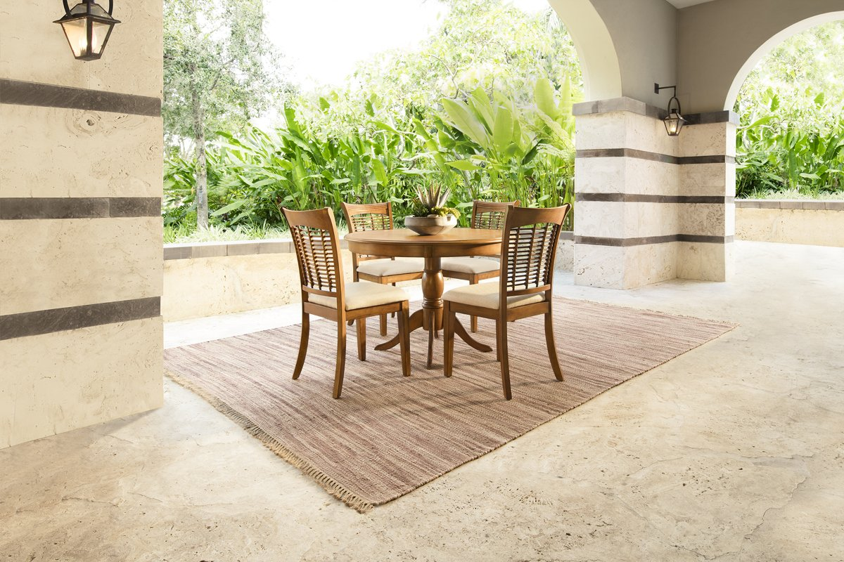 Bayberry Mid Tone Dining Room