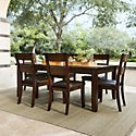 Mango2 Dark Tone Rectangular Table