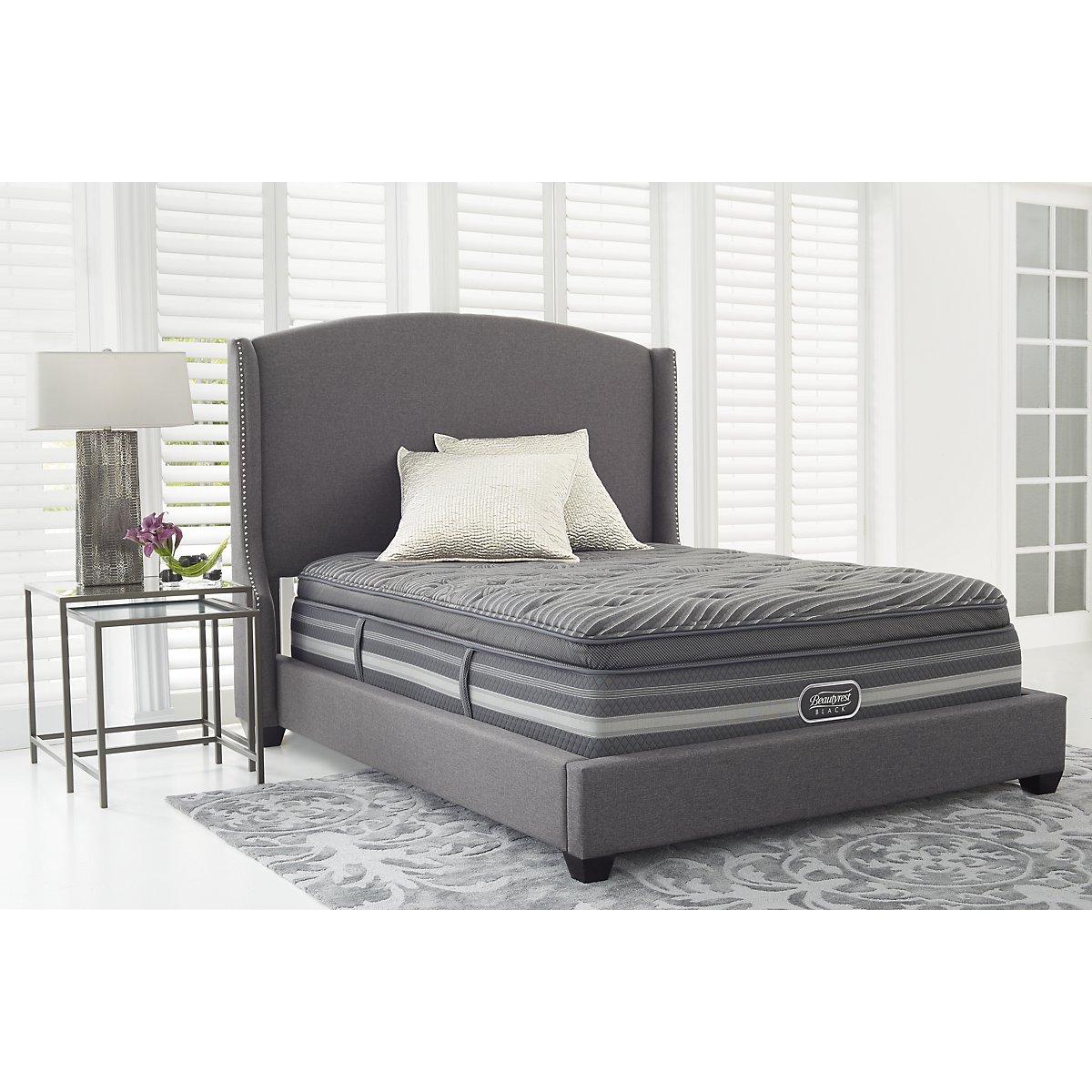 City Furniture Natasha Luxury Plush Innerspring Pillow Top Mattress