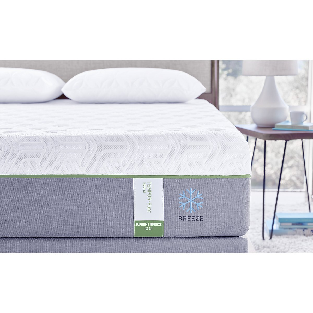 City furniture flx sup bre mattress set for Furniture mattress city