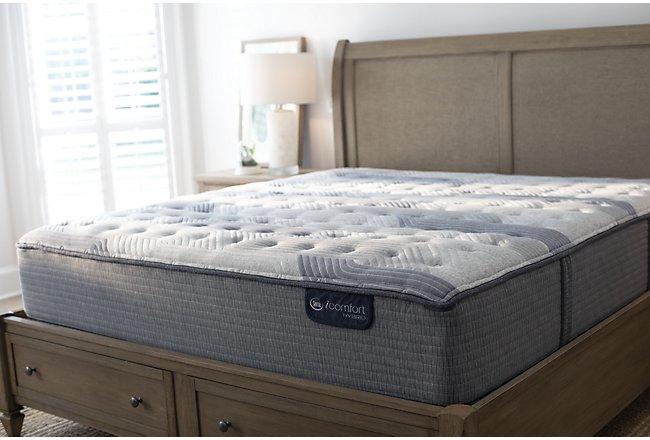 Serta iComfort Blue Fusion XLS 500 Firm Hybrid Mattress