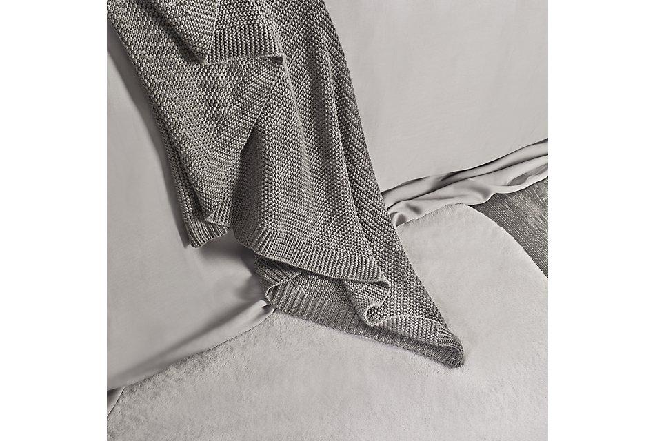 Tencel Cotton Gray 300 Thread Duvet Set