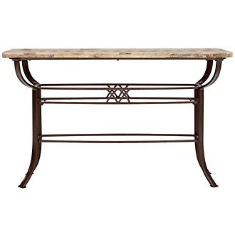 Brookside Stone Sofa Table