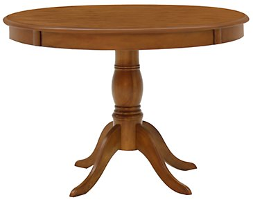 Bayberry Mid Tone Round Table