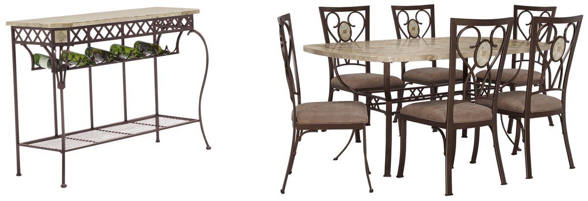 Brookside Rectangular Dining Room