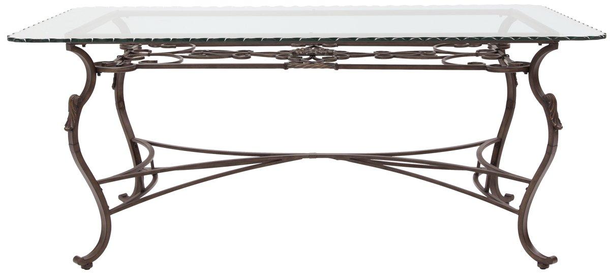 Westcot2 Glass Rectangular Table