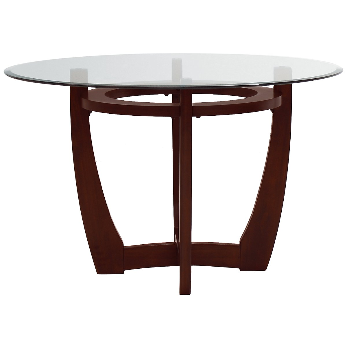 Park Glass Round Table
