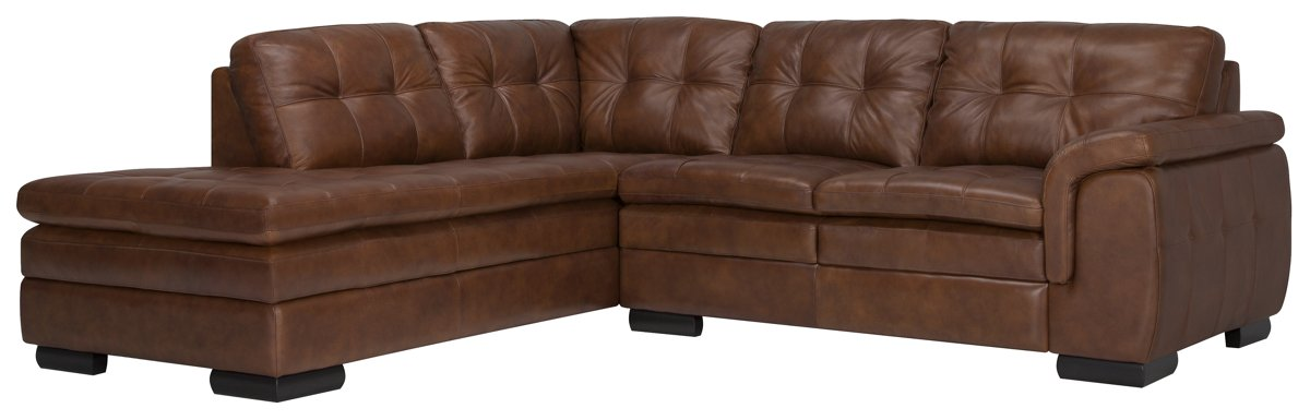 Furniture Sectional Sofas Trevor Leather Sectional Parts
