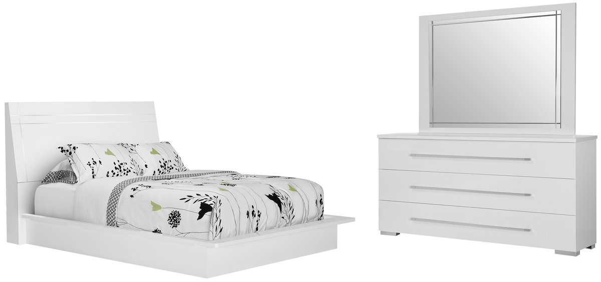 city furniture bedroom furniture complete bedroom sets dimora3 white wood platform bedroom