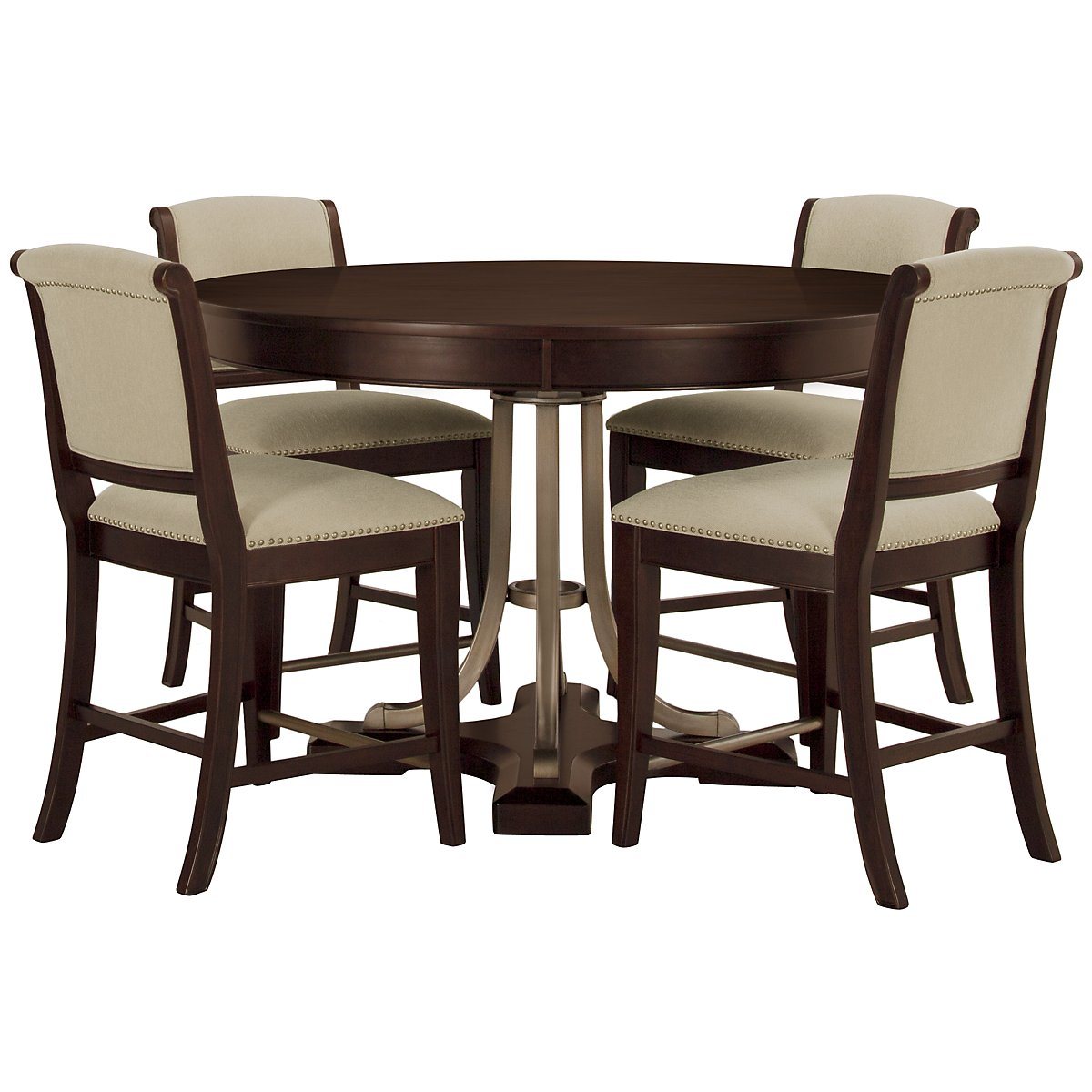 height chairs dining by and dp counter poundex chair com tables high amazon table