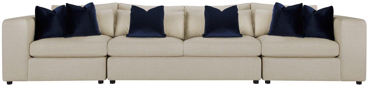 City Furniture o Lt Beige Fabric Sofa