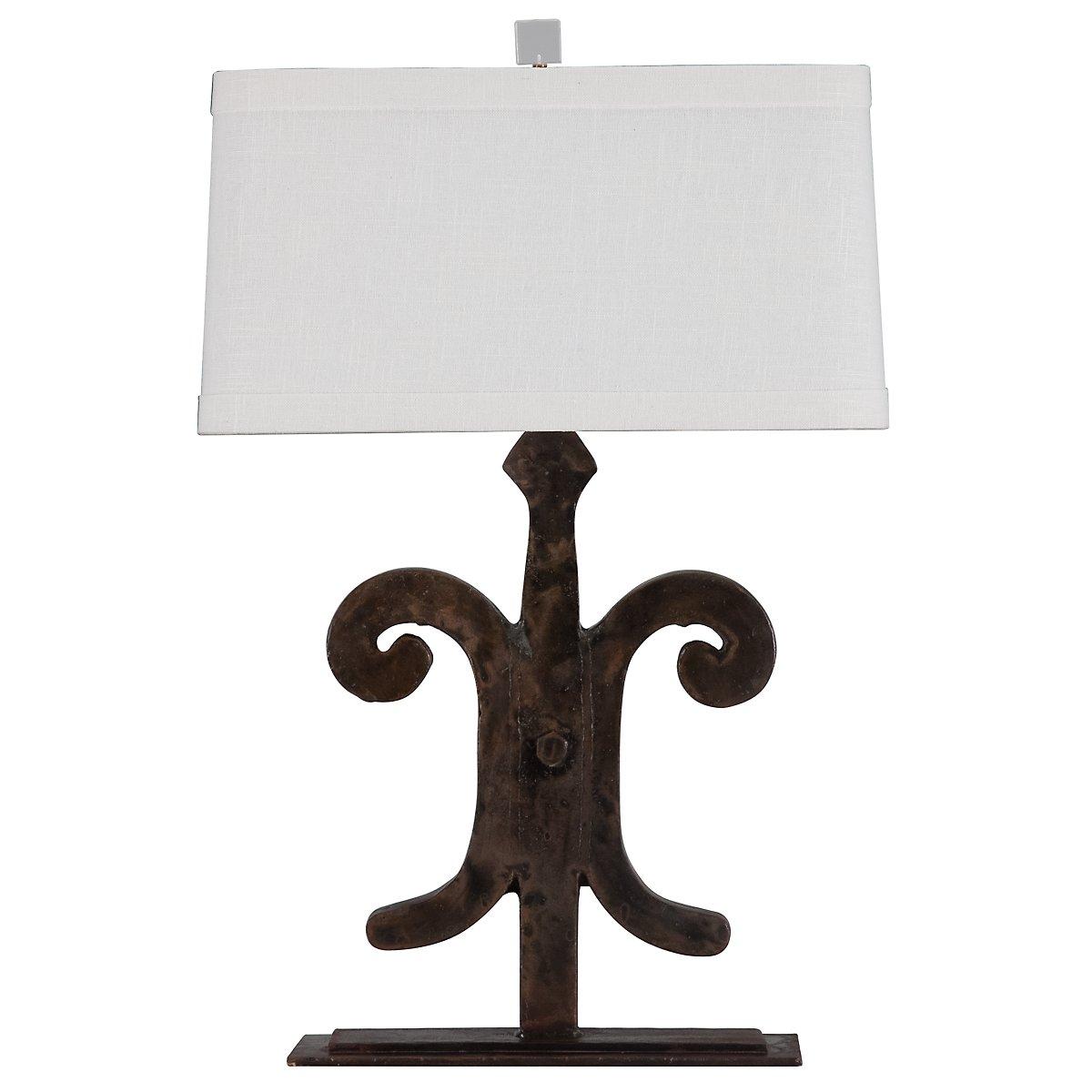 Blackburn Dark Brown Table Lamp