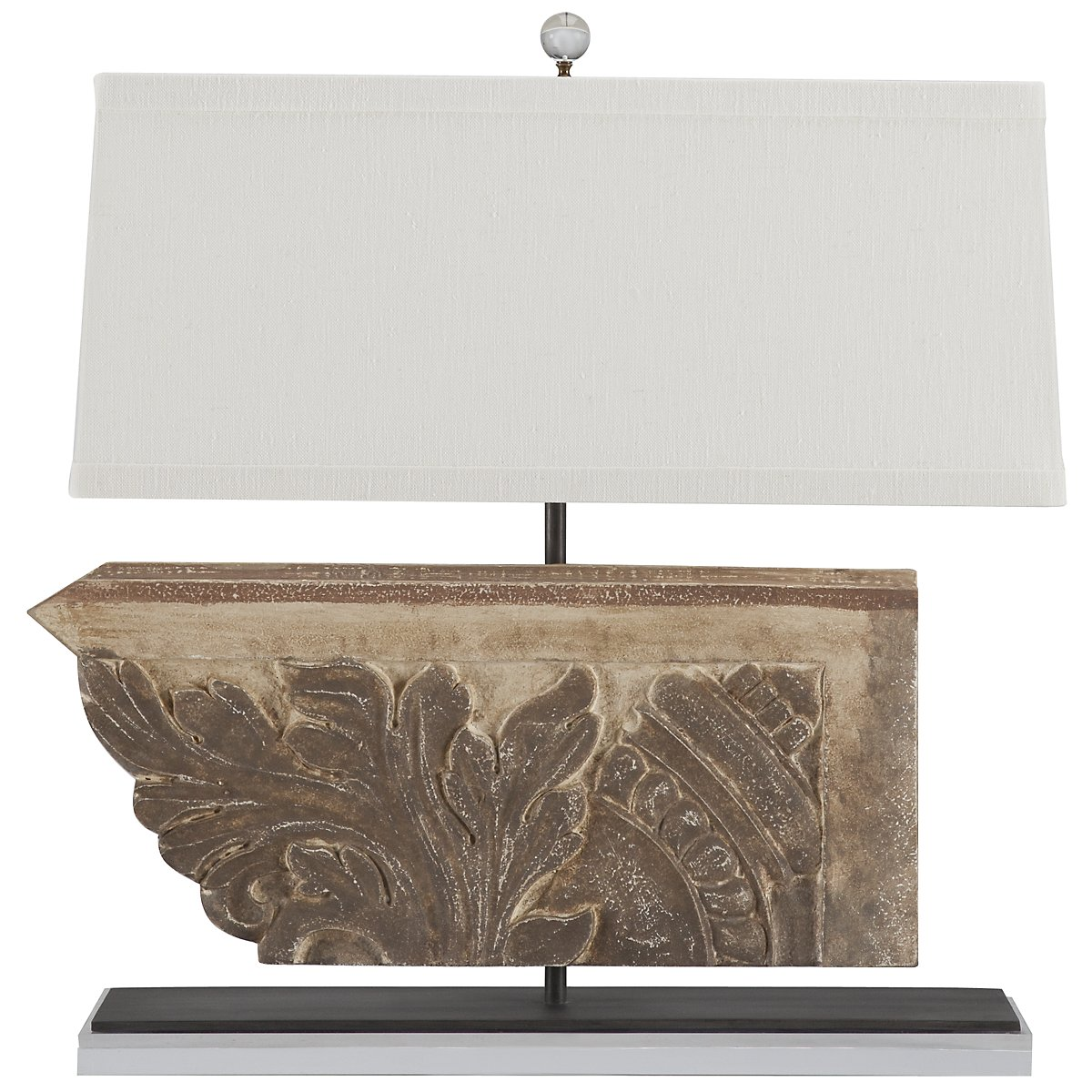 Dartmouth Light Taupe Table Lamp