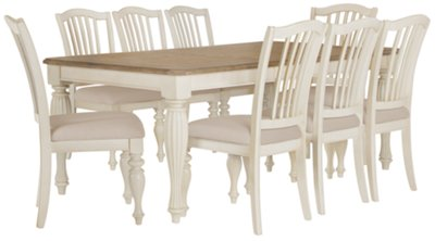 Coventry Two Tone Rectangular Table