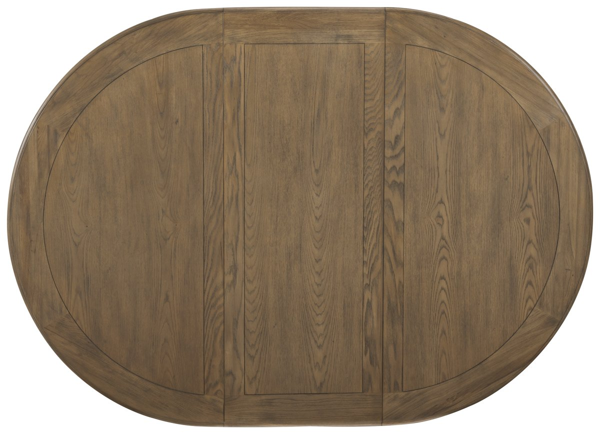 Coventry Two-Tone Wood Round Table