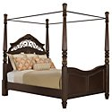 Tradewinds Dark Tone Canopy Bedroom
