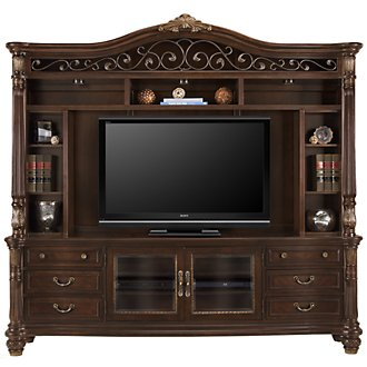 Tradewinds Dark Tone Entertainment Unit