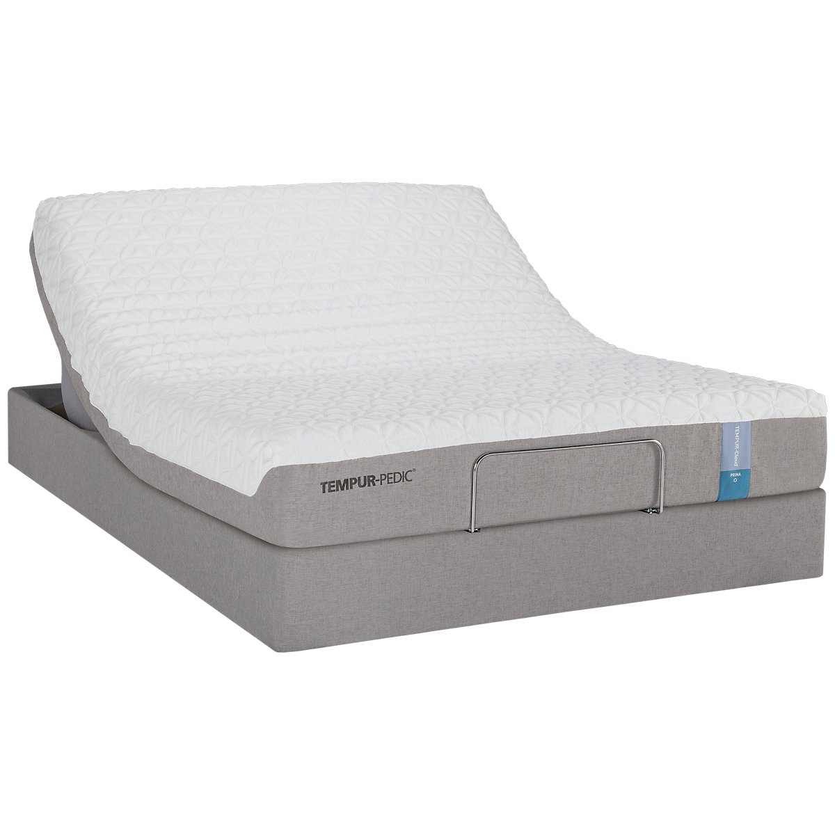 TEMPUR-Cloud® Prima TEMPUR-UP™ Adjustable Mattress Set