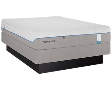 TEMPUR-Cloud® Supreme2 Mattress Set