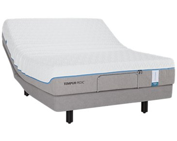 TEMPUR-Cloud® Supreme2 TEMPUR-Ergo™ Premier Adjustable Mattress Set