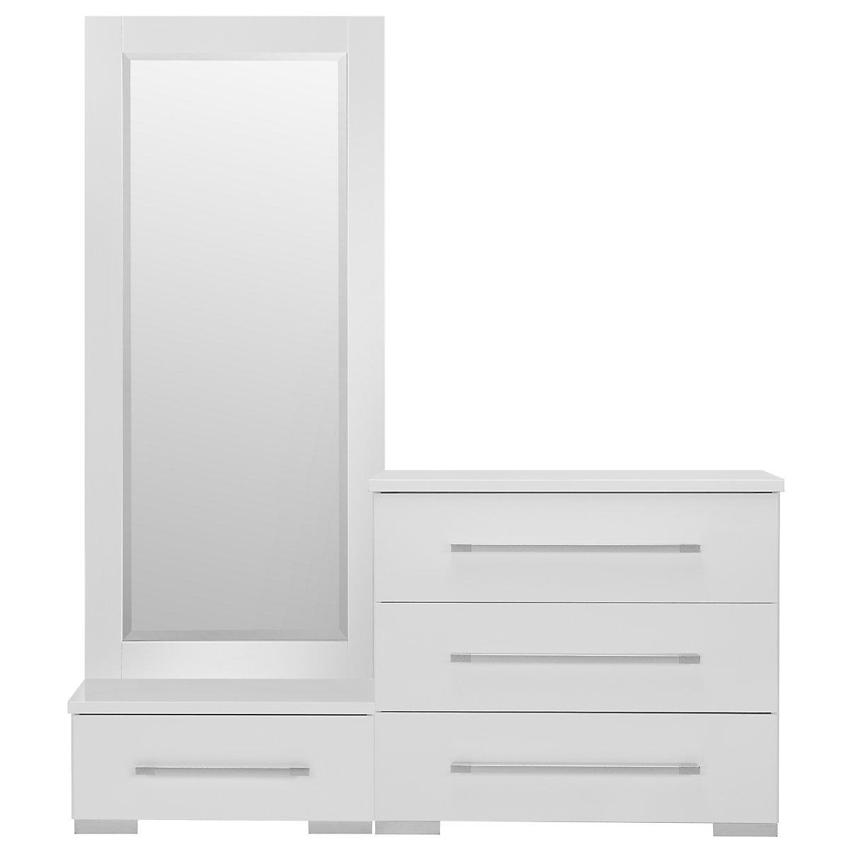 Dimora White Wardrobe
