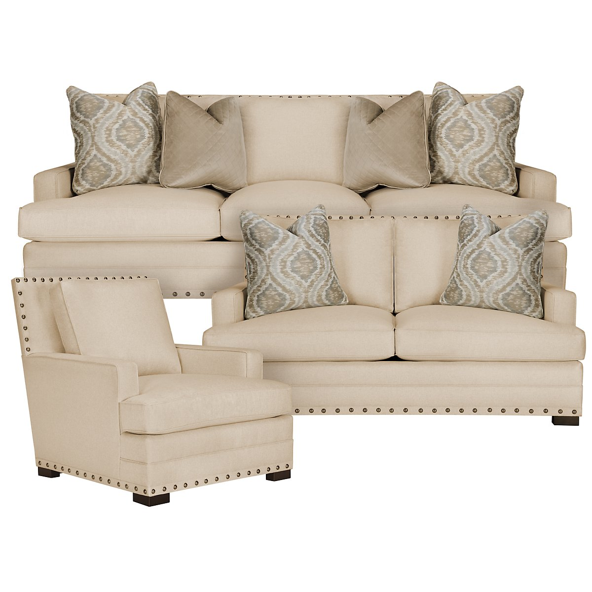 Bernhardt cantor sofa sofa bernhardt thesofa for Bernhardt furniture