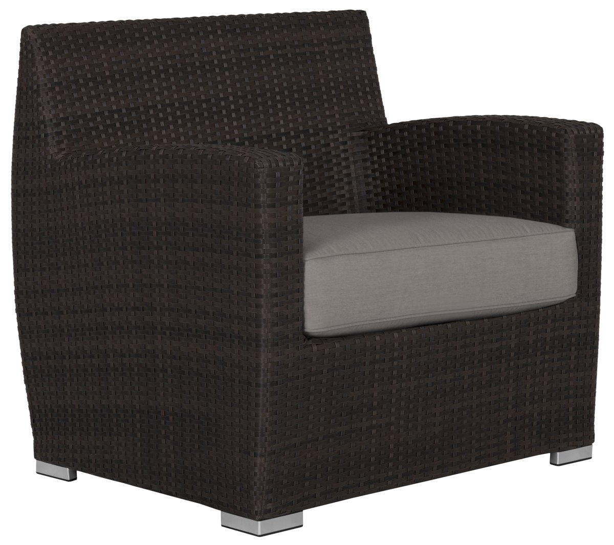 Grate Gray Chair