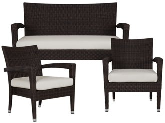 city furniture | outdoor furniture | patio living room sets
