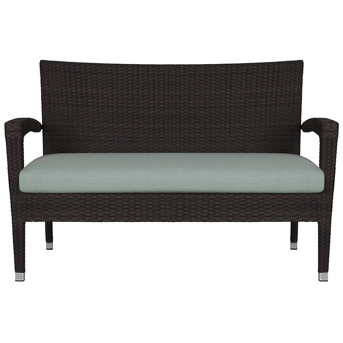 Zen Teal Sofa