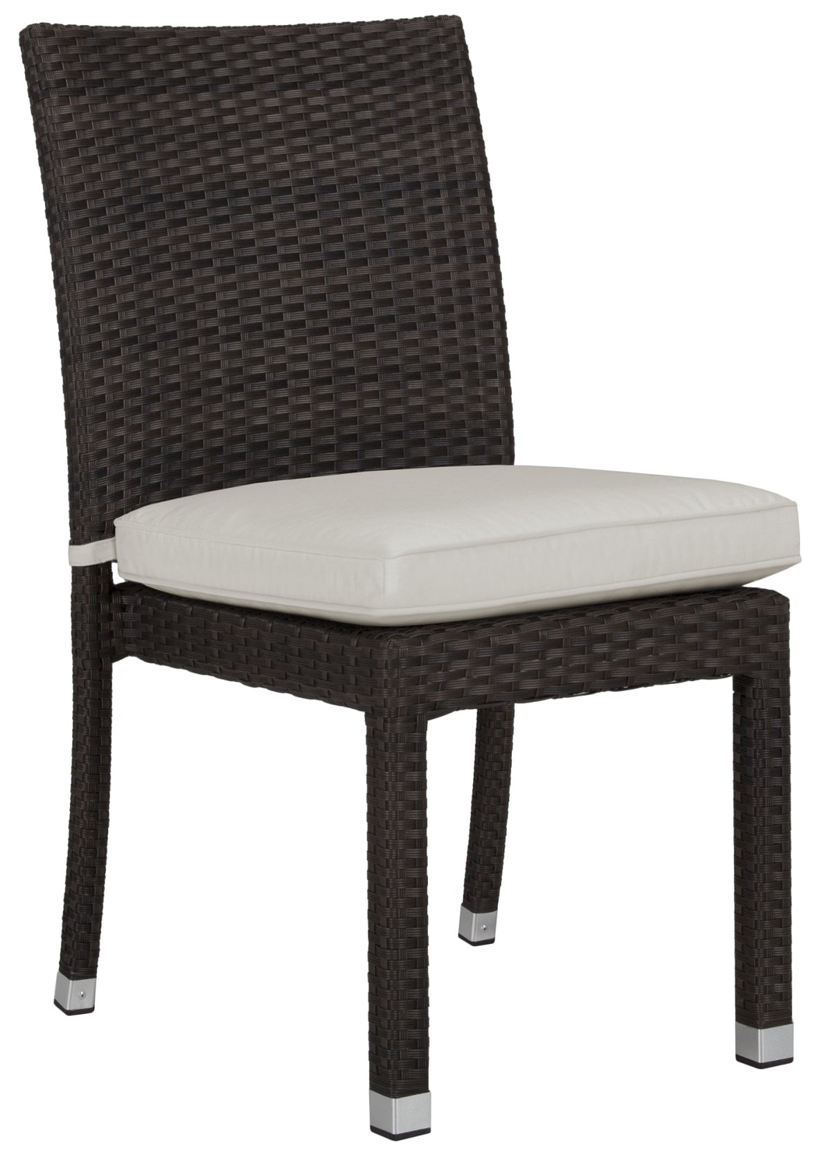 Zen White Side Chair