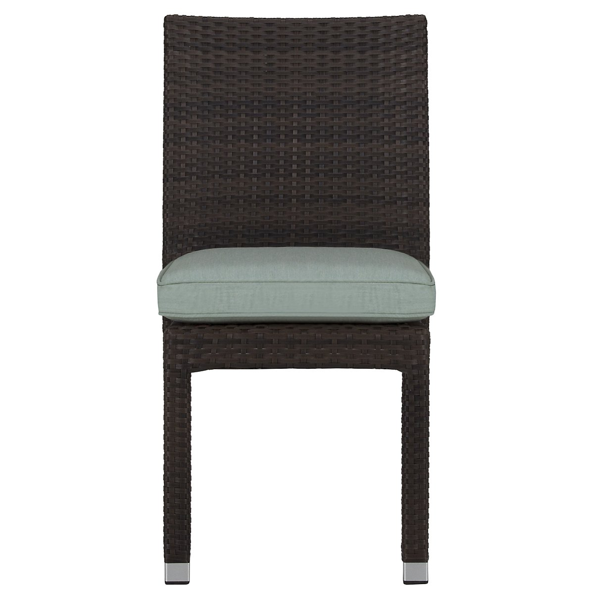 City Furniture Zen Teal 84 Rectangular Table 4 Chairs