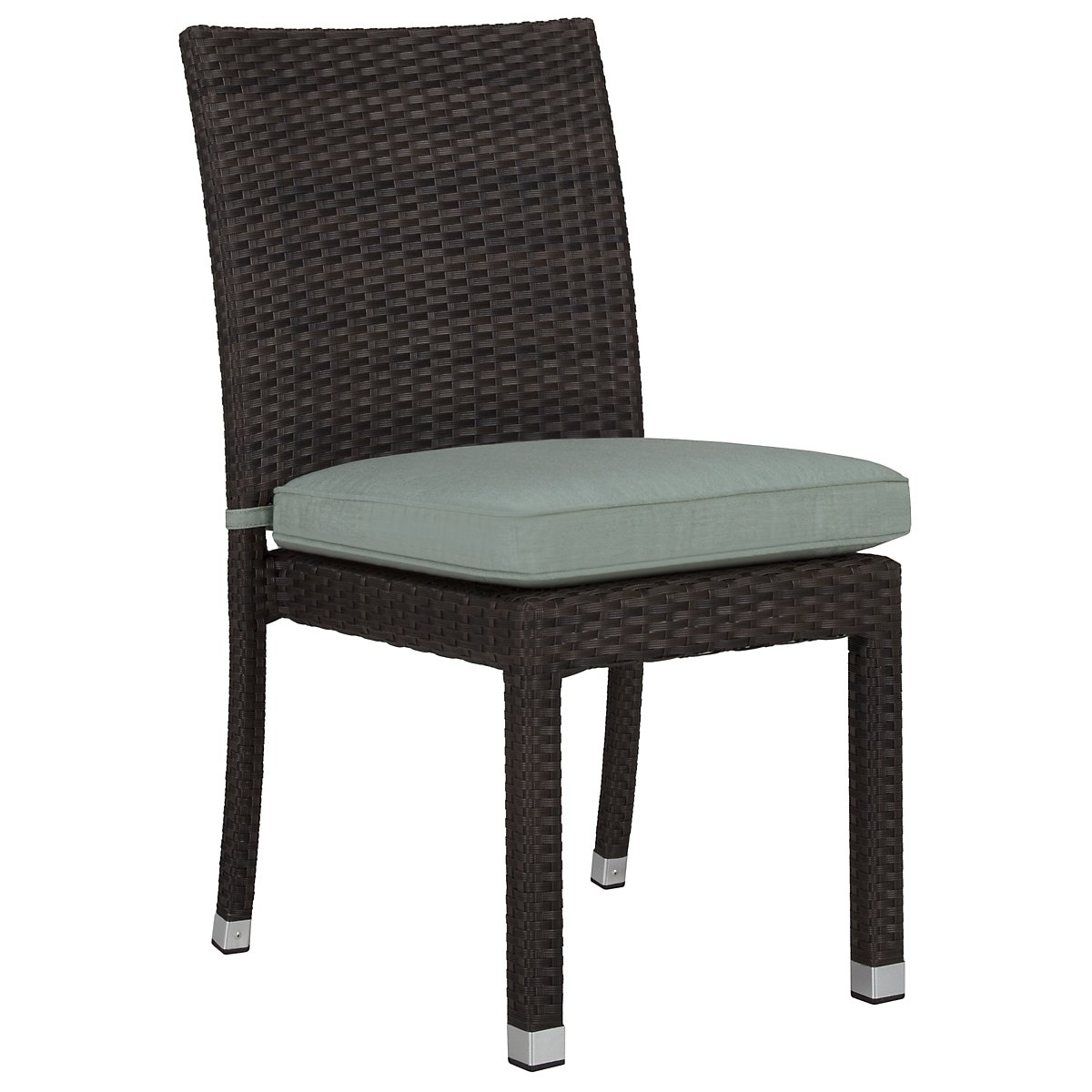 Zen Teal Side Chair